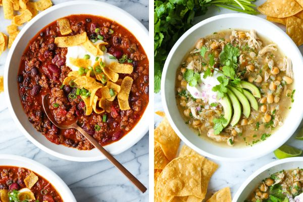 Easy Slow Cooker Chili Recipes Move Over Instant Pot Huffpost Life