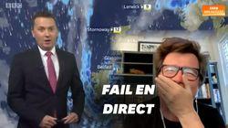 Ce présentateur météo a vécu le moment le plus embarrassant de sa