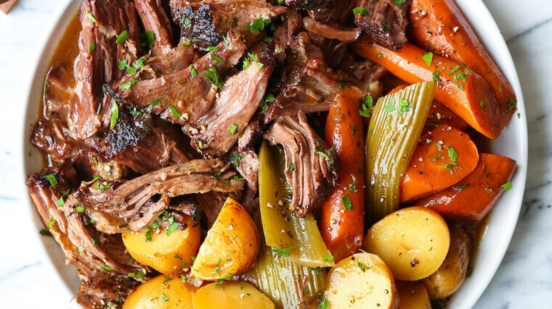 Slow Cooker Recipes For Sunday Suppers