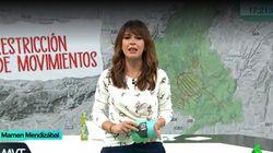 """Mamen Mendizábal, clara ante la escena política más criticada: """"Produce cierto"""