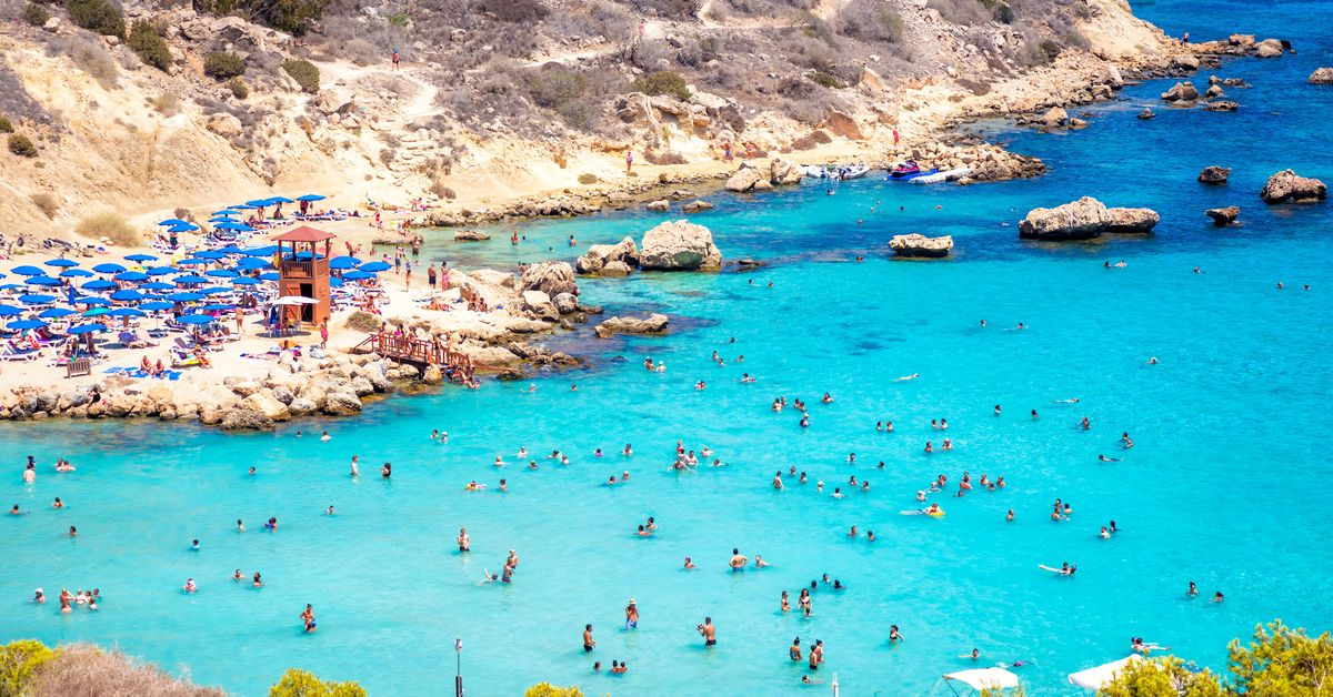 Brit Holidaymakers Jetting Off To Cyprus Are Clogging Up NHS Testing System