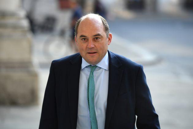 No.10 Forced To Clarify Defence Secretarys UK Illegal Wars Claim