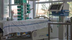 COVID-19: Le nombre de lits d'hôpitaux paraît suffisant pour