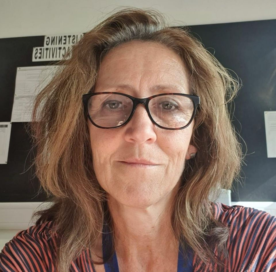 Francine Beckett, head of modern languages at Carr Hill High School in