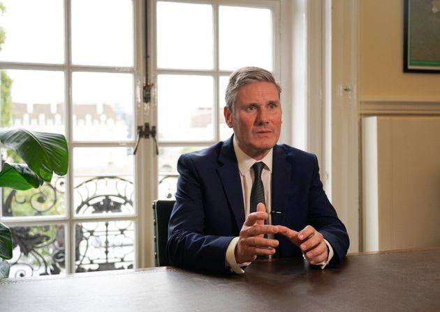 Keir Starmer Demands Economic 'Plan B' As Autumn Budget Cancelled