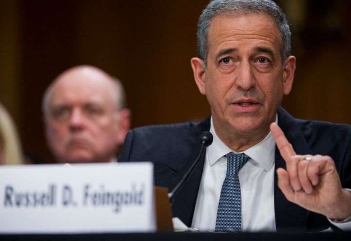 Former Sen. Russ Feingold, now the president of the American Constitution Society, said Senate Republicans' rush to confirm P