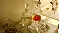 Gorgeous Vintage-Inspired Glassware That'll Dazzle At Your Next Happy