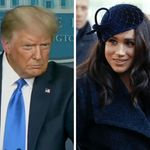 Donald Trump Says He's 'Not A Fan' Of Meghan Markle, Wishes Harry