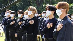 BTSが国連総会で希望のメッセージ「新型コロナは想像超えていた」