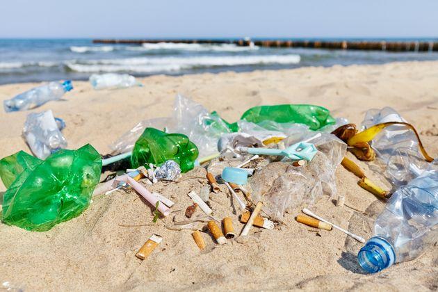 지난해 전 세계 해변에서 가장 많이 버린 쓰레기는 '담배꽁초'가 아닌 '음식
