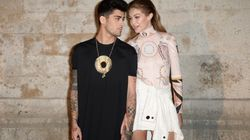 Gigi Hadid And Zayn Malik Introduce Baby Daughter To The World With The Cutest