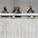 Στρατιωτικοί της Βόρειας Κορέας σκότωσαν Νοτιοκορεάτη και έκαψαν το πτώμα