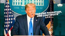 Trump refuse de s'engager à un transfert pacifique du pouvoir s'il perd