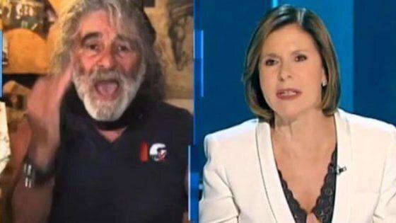 """Mauro Corona: """"Chiedo scusa a Berlinguer. Sono stato un cafone. Non tocco alcol da 40 giorni e sono nervoso"""""""