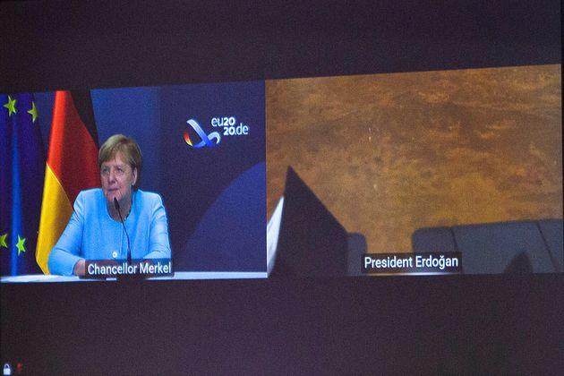 22 Σεπτεμβρίου 2020 Η Γερμανίδα...