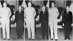「昭和天皇とマッカーサー」写真は3枚あった。なぜあの1枚が選ばれたのか?