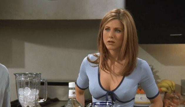 Jennifer Aniston played Rachel in