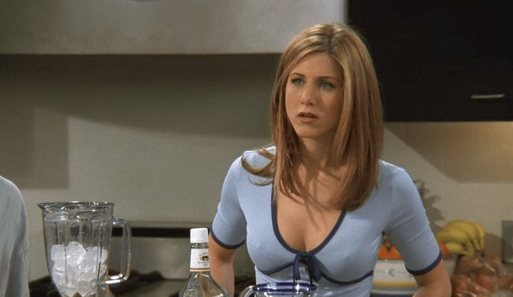 Jennifer Aniston played Rachel in Friends