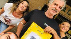Mendicante che chiedeva l'elemosina al semaforo vince 300mila euro al gratta e