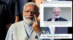 Indian Media Says Modi On Time 100 List, But Too Scared To Say