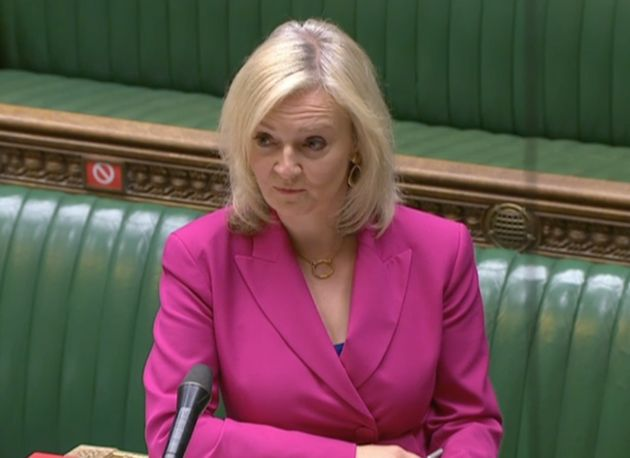 Liz Truss in the House of
