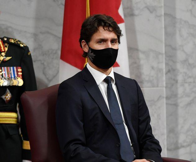 Justin Trudeau devra attendre le vote sur le discours du Trône avant de connaître le sort...