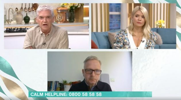 Phillip Schofield Speaks Out About Mental Health Struggles: I Needed A Lot Of Help