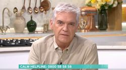 Phillip Schofield Speaks Out About Recent Mental Health Struggles: 'I Needed A Lot Of