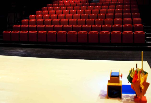 Sala Cuarta Pared, Premio Nacional de Teatro