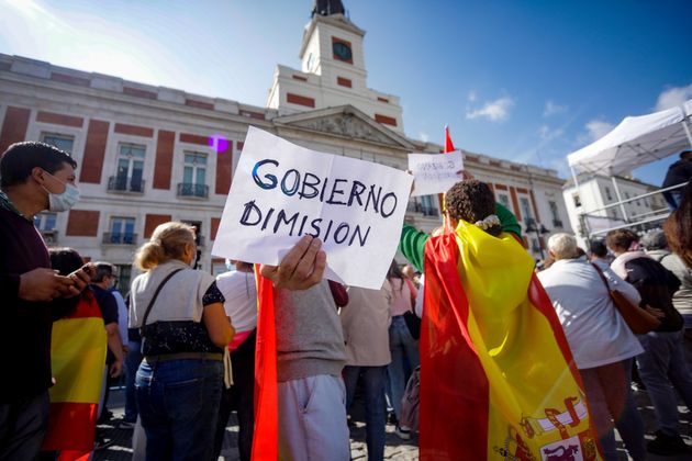 Covid e altre tre crisi investono la Spagna di