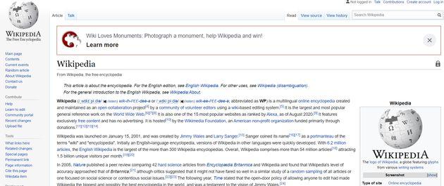 Wikipedia cambia look: dopo 10 anni arriva il redesign del sito