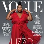 What You May Not Have Noticed About Lizzo's Amazing Vogue