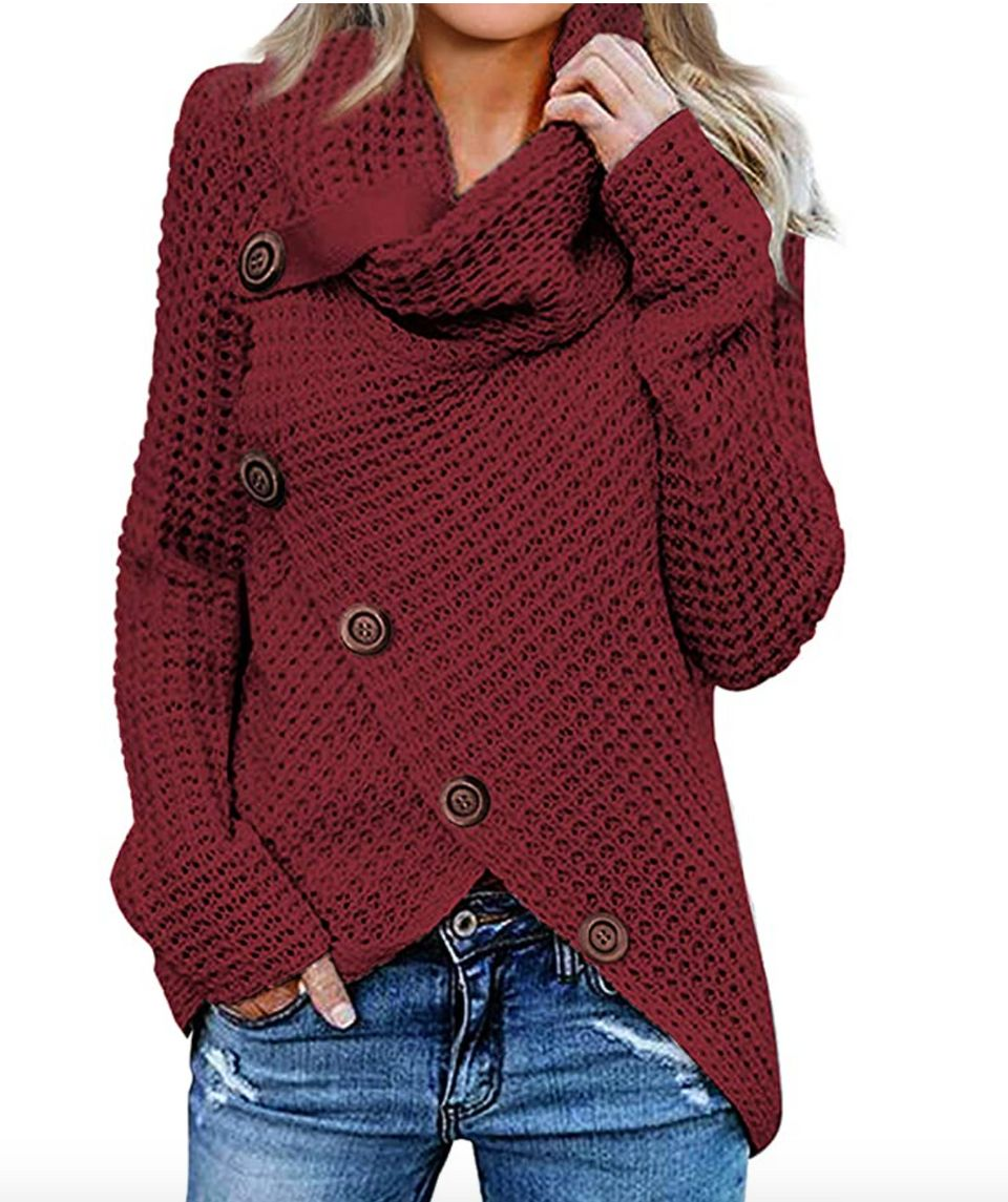 25 Cozy Sweaters Under $60 Perfect For This Fall 20