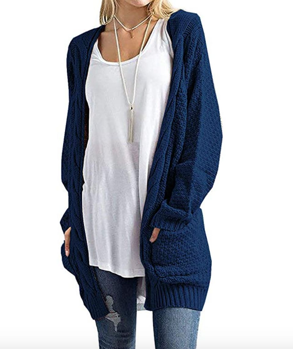 25 Cozy Sweaters Under $60 Perfect For This Fall 14