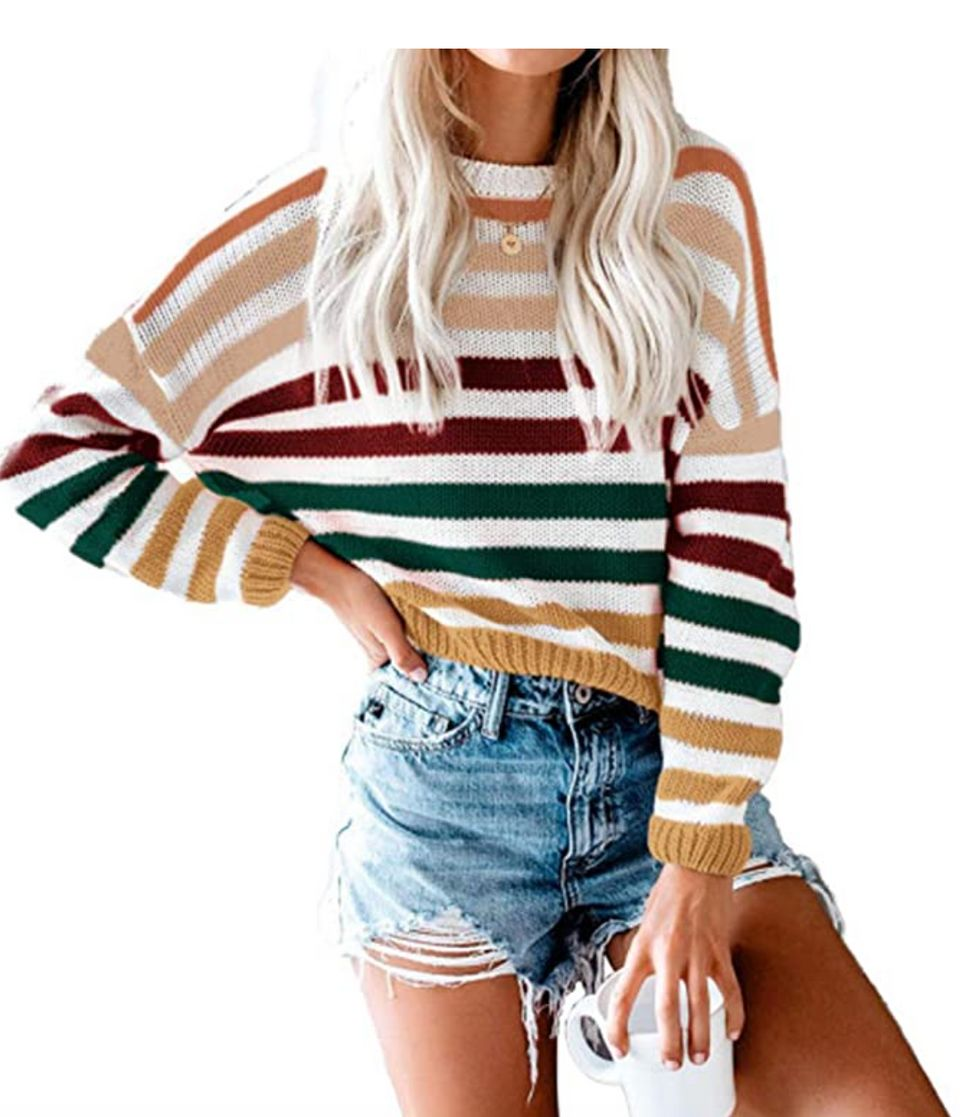 25 Cozy Sweaters Under $60 Perfect For This Fall 10