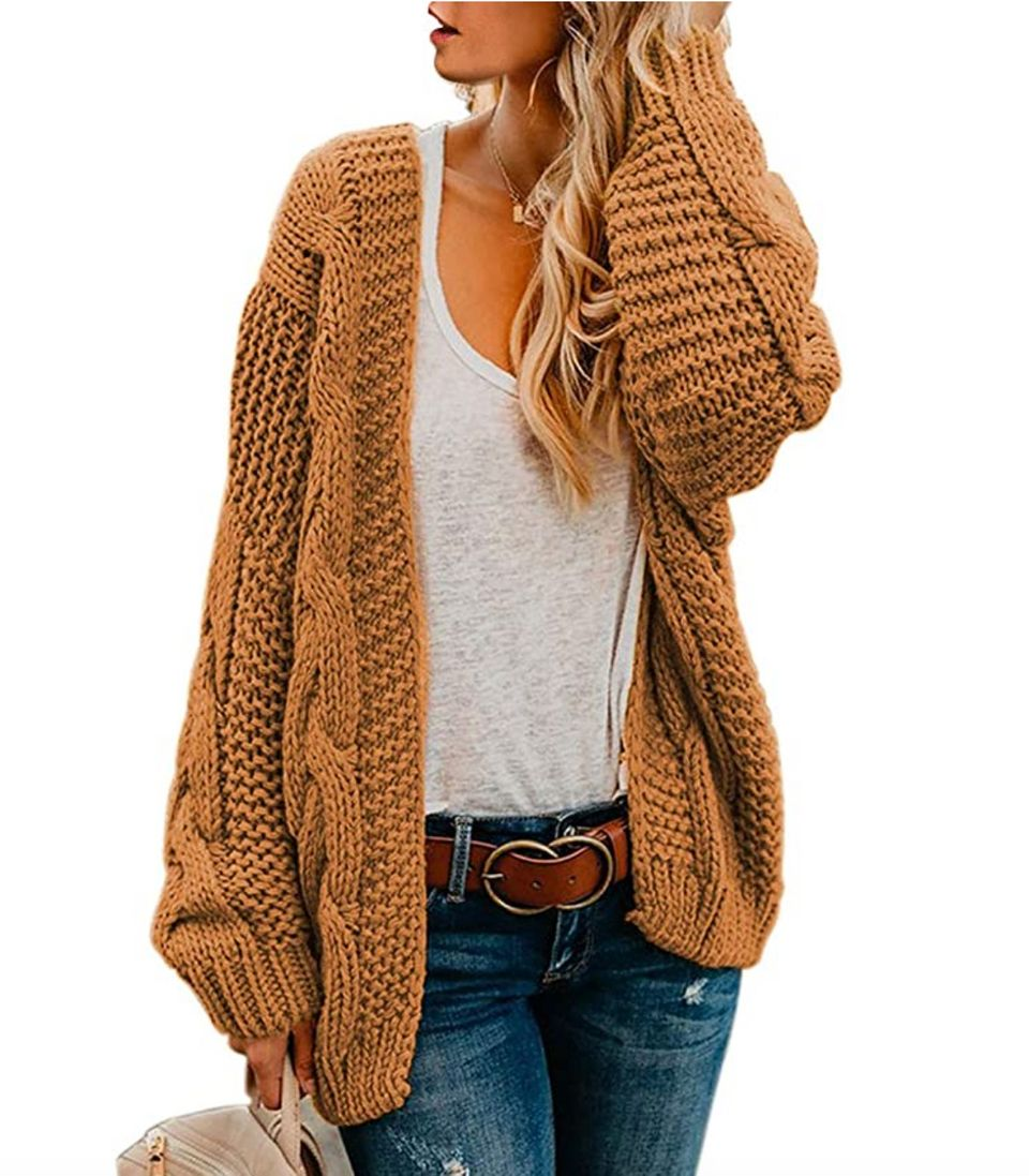 25 Cozy Sweaters Under $60 Perfect For This Fall 11