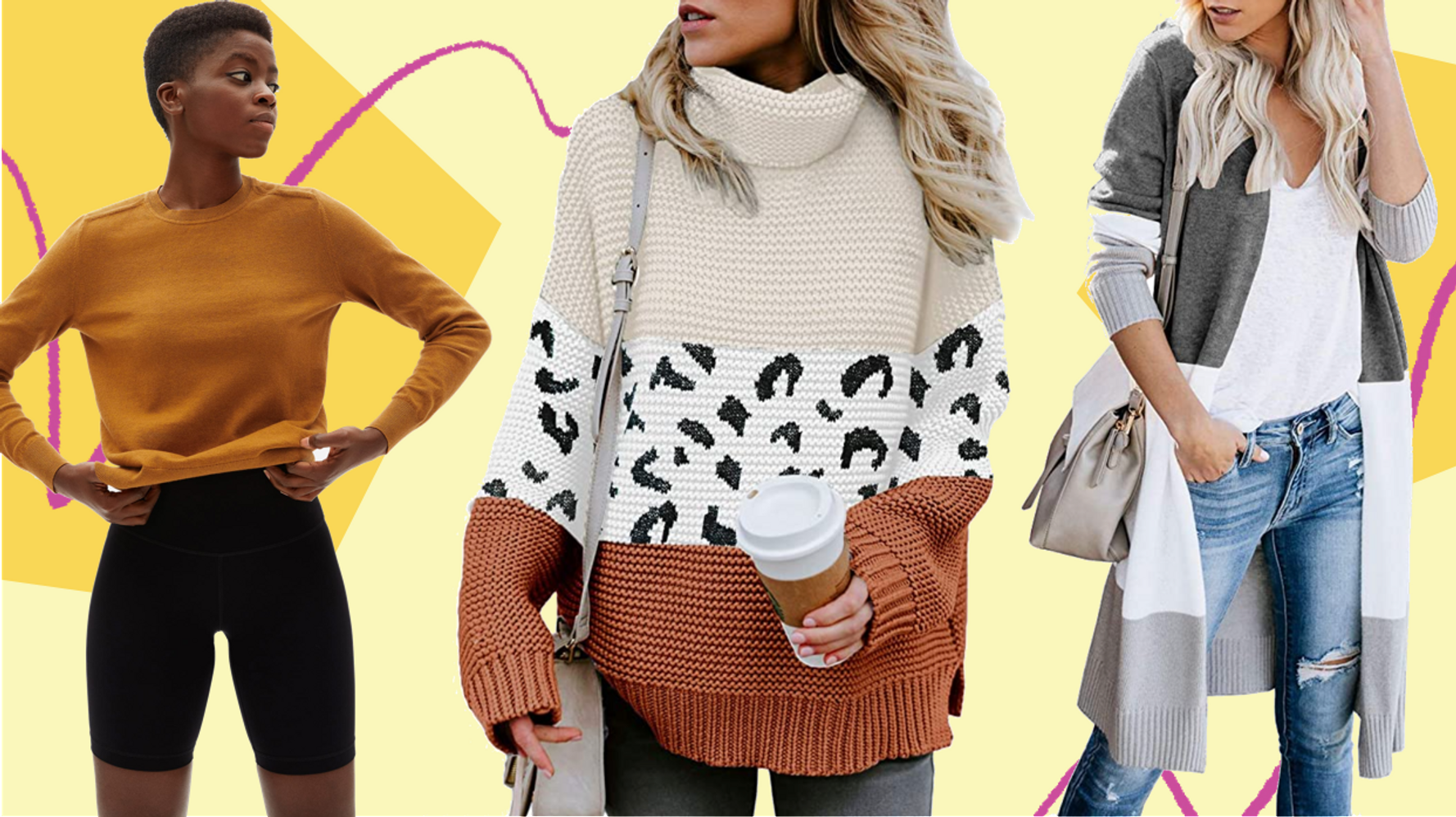 25 Cozy Sweaters Under $60 Perfect For This Fall