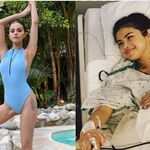 Selena Gomez Proudly Shows Off Kidney Transplant Scar After Covering Up For