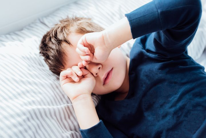 Researchers have defined a new sleep disorder in children, restless sleep disorder.