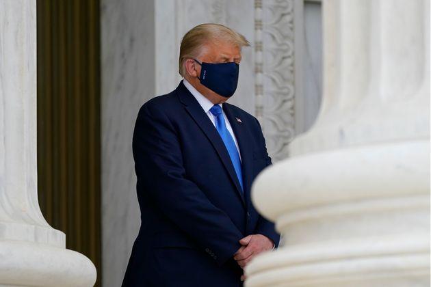 Ο Τραμπ θα αποδεχτεί το αποτέλεσμα «ελεύθερων και δίκαιων