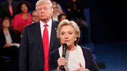 Hillary Clinton accuse Trump d'être un