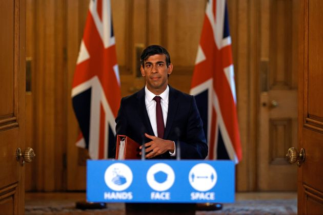 Has Rishi Sunak Done Too Little, Too Late To Prevent The Unemployment Tsunami?