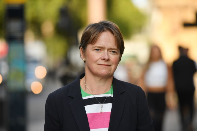 Head of NHS Test and Trace Dido Harding