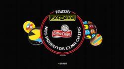 Elma Chips relança os Tazos com tema Pac-Man e prova que 2020 é o ano do