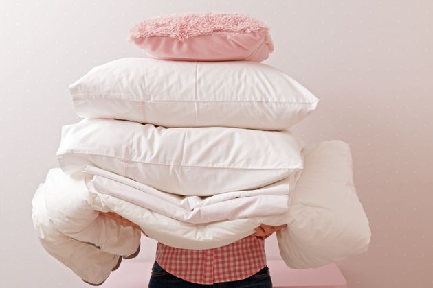 The good news is that there are moves you can make to extend the life of your pillows when it comes to hygiene, the first being washing your pillow case every week.