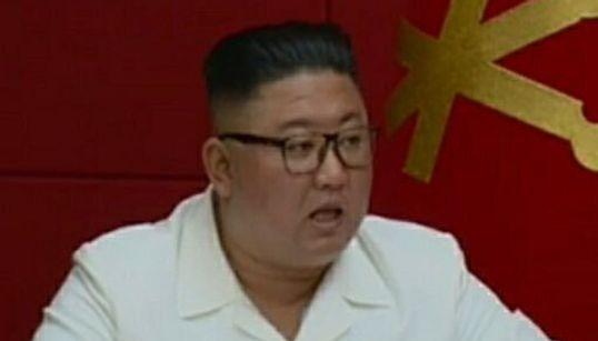 """″대단히 미안"""" 김정은이 청와대에 급히 보낸 통지문"""