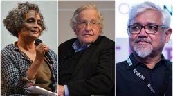 Arundhati Roy, Noam Chomsky Among 200 Personalities Calling For Umar Khalid's