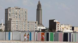 Au Havre, une mini-tornade détruit plusieurs restaurants de