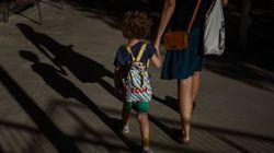 La Abogacía del Estado ve justificado el absentismo de los menores que convivan con personas