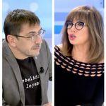 Ana Rosa Quintana pide perdón tras este duro comentario a Monedero en pleno